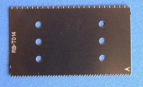 RB Rapid Cut Saw Blade (use w/hobby knife #1 handle)