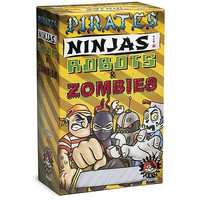Dashing Pirates/Ninjas/Robots/Zombies