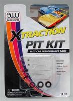 Round2 X-Traction Pit Kit HO Scale Slot Car Part #00105