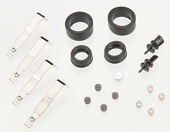Round2 4 Gear Pit Kit -- HO Scale Slot Car Part -- #00230