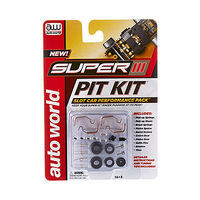 Round2 Super III Pit Kit HO Scale Slot Car Part #00301