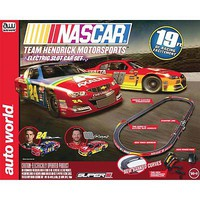 Round2 Nascar Team Hendrick Motorsports 19 HO Scale Slot Car Set #srs316