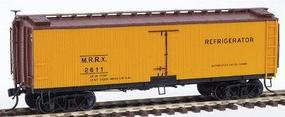 Red-Caboose 37 Meat rfr RTR MRRX - HO-Scale