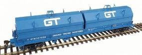 Red-Caboose Evans Coil Car RTR GTW - HO-Scale