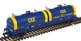 Red-Caboose Evans Coil Car RTR CSX - HO-Scale