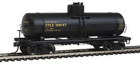 Red-Caboose Type 103W 10,000 Gallon Welded Tank Car UTLX HO Scale Model Railroad #33001