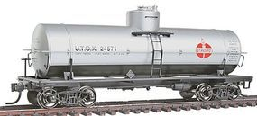 Red-Caboose UTOX Type 103W 10,000-Gallon Welded Tank Car HO Scale Model Railroad Car #33051