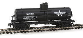 Red-Caboose Tidewater 10,000-Gallon Tank Car HO Scale Model Train Freight Car #33054