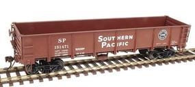 Red-Caboose Southern Pacific 1955-57 General Service Drop Bottom Gondola HO Scale Model Train Car #35019