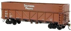 Red-Caboose Southern Pacific General-Service Drop-Bottom Composite Gondola HO Scale Model Train Car #35180