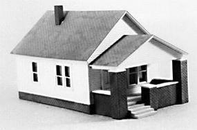 Rix Porch kit Model Railroad Building HO Scale #204