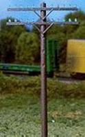 Rix Clear Crossarm (Green Tint) (36) Model Railroad Trackside Accessory HO Scale #35