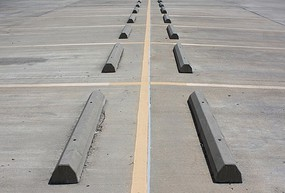 Rix Ho CONCRETE PARKING BARRIERS