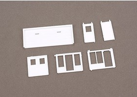 Rix HO Doors & Windows, Assorted