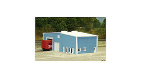 Rix Distribution Center Model Railroad Building N Scale #5418012541-8012