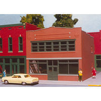 Rix Drug Store Model Railroad Building Kit HO Scale #6996017699-6017