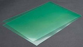 RJSpeed Lexan Sheet 8x12 .010 0.25mm (2)