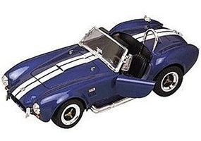 Road-Legends 1964 Shelby Cobra 427 S/C (Met. Blue) Diecast Model Car 1/18 Scale #2058blu
