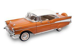 Road-Legends 1/18 1957 Chevrolet Bel Air Hardtop (Gold)
