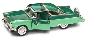 Road-Legends 1955 Ford Crown Victoria (Green) Diecast Model Car 1/18 Scale #2138grn