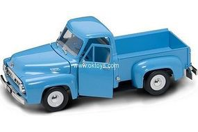 Road-Legends 1953 Ford Pickup Truck (Blue) Diecast Model Car 1/18 Scale #2148blu