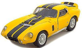 Road-Legends 1/18 1965 Shelby Cobra Daytona Coupe (Yellow)