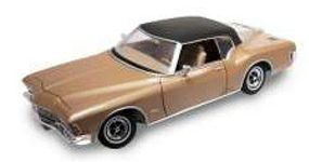 Road-Legends 1/18 1971 Buick Riviera GS w/Vinyl Top (Brown)