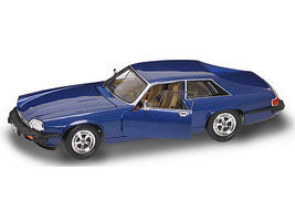 Road-Legends 1975 Jaguar XJS (Blue) Diecast Model Car 1/18 scale #2658blu