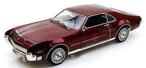 Road-Legends 1/18 1966 Oldsmobile Toronado (Burgundy)