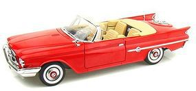 Road-Legends 1960 Chrysler 300F Convertible (Red) Diecast Model Car 1/18 Scale #2748red