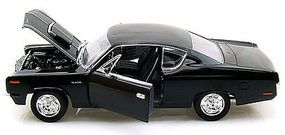 Road-Legends 1/18 1970 AMC Rebel Car (Black)