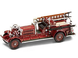 Road-Legends 1925 Ahrens Fox N-S-4 Fire Engine Truck Diecast Model Truck 1/43 Scale #43004