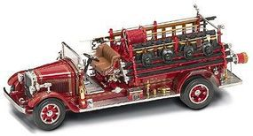 Road-Legends 1932 Buffalo Type 50 Excelsior No.1 Fire Engine Truck Diecast Model 1/43 Scale #43005
