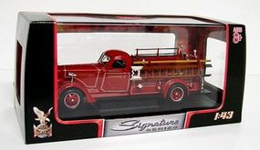 Road-Legends 1939 American LaFrance B550RC Fire Engine Truck Diecast Model Truck 1/43 Scale #43007