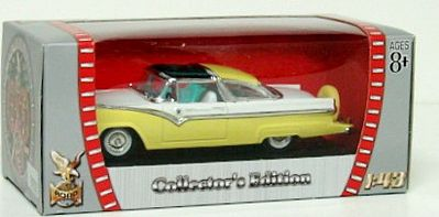 Road Legends 1955 Ford Crown Victoria -- Diecast Model Car -- 1/43 Scale -- #94202
