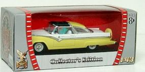 Road-Legends 1955 Ford Crown Victoria Diecast Model Car 1/43 Scale #94202