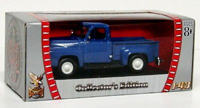 Road Legends 1953 Ford F100 Pickup Truck -- Diecast Model Truck -- 1/43 Scale -- #94204