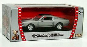 Road-Legends 1968 Shelby GT 500KR Diecast Model Car 1/43 Scale #94214