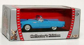 Road-Legends 1955 Ford Thunderbird Diecast Model Car 1/43 Scale #94228