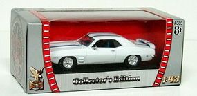 Road-Legends 1969 Firebird Trans Am Diecast Model Car 1/43 Scale #94238