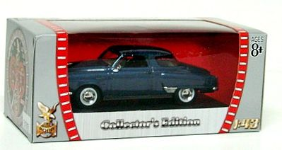 Road Legends 1950 Studebaker Champion -- Diecast Model Car -- 1/43 Scale -- #94249