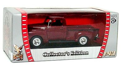 Road Legends 1950 GMC Pickup Truck -- Diecast Model Truck -- 1/43 Scale -- #94255
