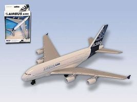 Realtoy Airbus A380 Airliner (5 Wingspan) (Die Cast)