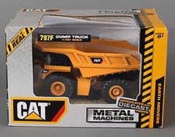 1/101 Caterpillar 797F Dump Truck (Die Cast)