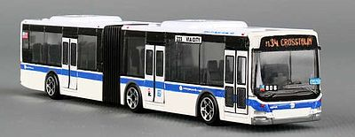 Realtoy MTA New York City Bus (Plastic)
