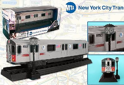 Realtoy MTA New York City Subway Car (Die Cast)