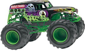 Revell-Monogram Grave Digger Monster Truck Plastic Model Truck Kit 1/25 Scale #1234