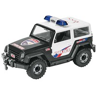 Revell-Monogram Police Off-Road Vehicle