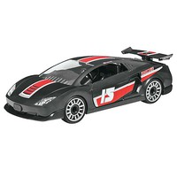 Revell-Monogram Racing Car Black