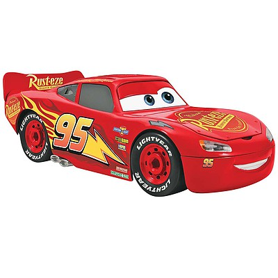 Revell-Monogram LIGHTING MCQUEEN CARS 3